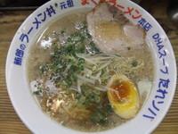 「正油ラーメン(800円)」@元祖まぐろラーメン 本店の写真