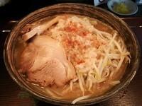 「スタミナ治郎別味¥820」@ラーメン いっこくの写真