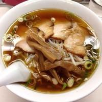 「叉焼麺(¥600)」@らーめん亭の写真