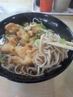 「天ぷらそば350円」@三松の写真