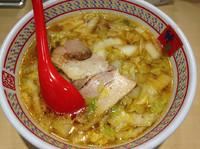 「おいしいラーメン 麺硬め」@どうとんぼり神座 心斎橋店の写真