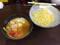 「カレーつけめん」@らぁ麺 一歩の写真