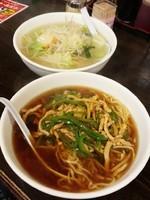 「肉糸麺」@南京亭 東大和店の写真