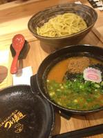 「元祖めんたい煮込みつけ麺 300g」@元祖めんたい煮こみつけ麺の写真