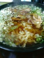 「チャーシューメン」@麺屋 縁の写真