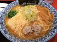 「濃厚魚介らーめん」@麺屋 一燈 ラゾーナ川崎店の写真