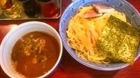 「つけ麺 醤油 大盛」@麺坊の写真