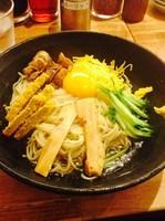 「(期間限定)徳島冷麺¥650」@徳島ラーメン 麺王 岡山駅前店の写真