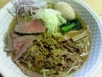 「こってり肉増したまご(900円)」@麺榮 王様のラーメンの写真