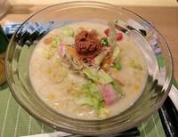 「冷やしちゃんぽん(麺2倍) \799」@長崎ちゃんぽん リンガーハット 浅草駅前店の写真