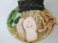 「塩中華そば 「700円」」@塩麺屋 錦太朗の写真