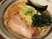 「煮干ラーメン(醤油) 「650円」」@煮干専門 中華そば 平八の写真