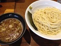 「つけそば 大 (800円)」@自家製麺 伊藤の写真