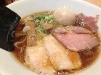 「特製鶏そば 980円」@松戸富田製麺 ららぽーとTOKYO-BAY店の写真