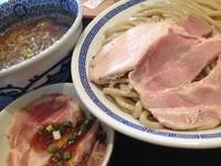 「濃厚つけ麺 850円 他オプション(※)」@松戸富田製麺 ららぽーとTOKYO-BAY店の写真