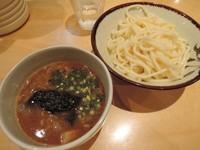 「つけ麺(太麺)」@麺歩 バガボンドの写真
