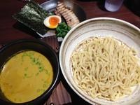 「カレーつけ麺」@しゅういち 恵比寿店の写真