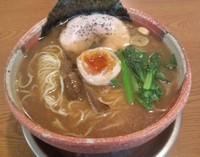 「あってり麺(大盛)_しょうゆ」@あってりめんこうじの写真