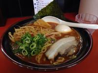 「辛味噌らーめん(大盛り)850円」@札幌めんたつの写真