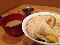 「T2G(小麦の大吟醸) つけだれ白」@三代目 宮田麺児の写真