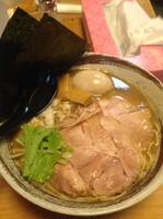 「特製ラーメン」@いのうえの写真
