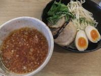 「トマトつけ麺(750円)」@麺処 あずきの写真