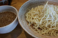 「つけめん大盛り(和風醬油)」@麺や つねじの写真