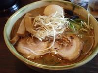 「塩チャーシュー麺大盛+味玉」@いち井の写真