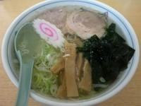 「塩ラーメン 650円」@めん一番の写真