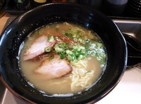 「とりそば 中¥590」@麺舗 さくらの写真
