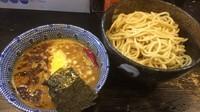 「かれつけ中盛+粉チーズ」@狼煙 〜NOROSHI〜の写真