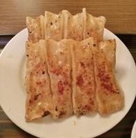 「餃子(8個)定食 \820」@スヰートポーヅの写真