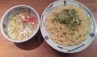 「【限定】 夏ゆず冷しつけ麺:830円」@麺屋武蔵 新宿本店の写真