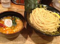 「つけ麺」@濃厚豚骨醤油ラーメン 太龍軒 恵比寿本店の写真