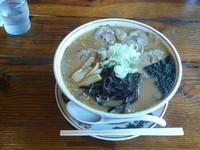 「チャーシュー麺」@げんこつ屋 大衡店の写真