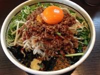 「スタミナ台湾まぜそば(大盛り)」@濃厚担々麺 はなび 蟹江店の写真