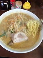 「味噌らーめん750円」@けんちゃんの写真