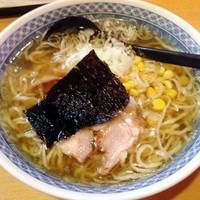「らぁ麺 630円」@うなりの写真