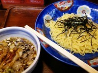 「つけ麺680円」@来集軒の写真