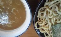 「濃厚豚骨魚介つけ麺」@横濱家系ラーメン 湘家の写真