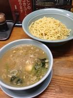 「つけ麺」@横浜ラーメン はま家の写真