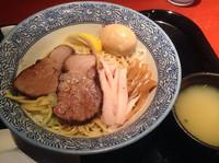 「サクマ式牡蠣の塩油そば」@麺屋 一燈 ラゾーナ川崎店の写真