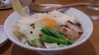 「【期間限定】トリポターナ」@鶏ポタラーメン THANK 大門店の写真