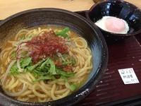「冷やし坦々麺」@グリーン・キッチン 山田SA(下り線 )の写真