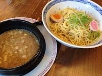 「つけ麺(大盛)」@麺堂香 別府店の写真