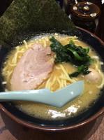 「ラーメン」@横浜家系ラーメン 壱角家 三鷹店の写真