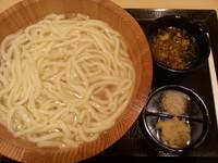 「【釜揚げうどん(大盛)380円】→半額の180円」@丸亀製麺 イーサイト高崎店の写真
