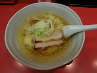 「塩そば(¥600)」@柴崎亭の写真