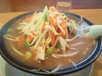 「みそラーメン 700円」@中華飯店 康楽の写真