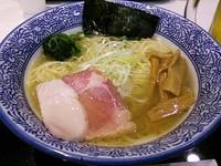 「芳醇香味そば(塩)800円」@麺屋 一燈 ラゾーナ川崎店の写真